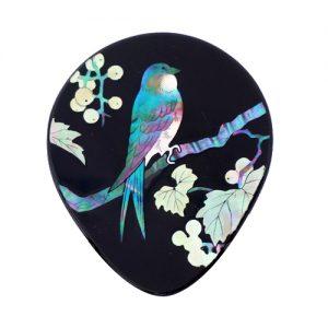 燕に葡萄 姫鏡
